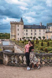 mejores castillos loira villandry
