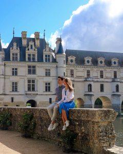 Château de Chenonceau castillo loira