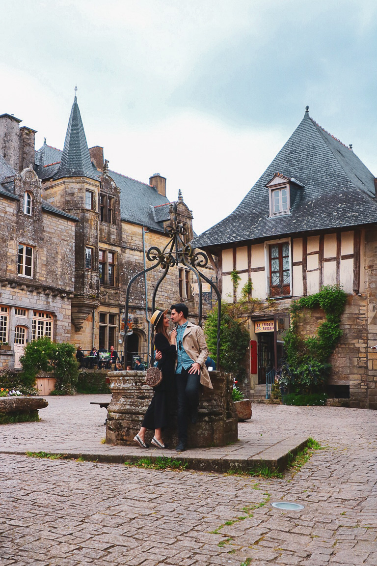 Rochefort in Terre Valle loira