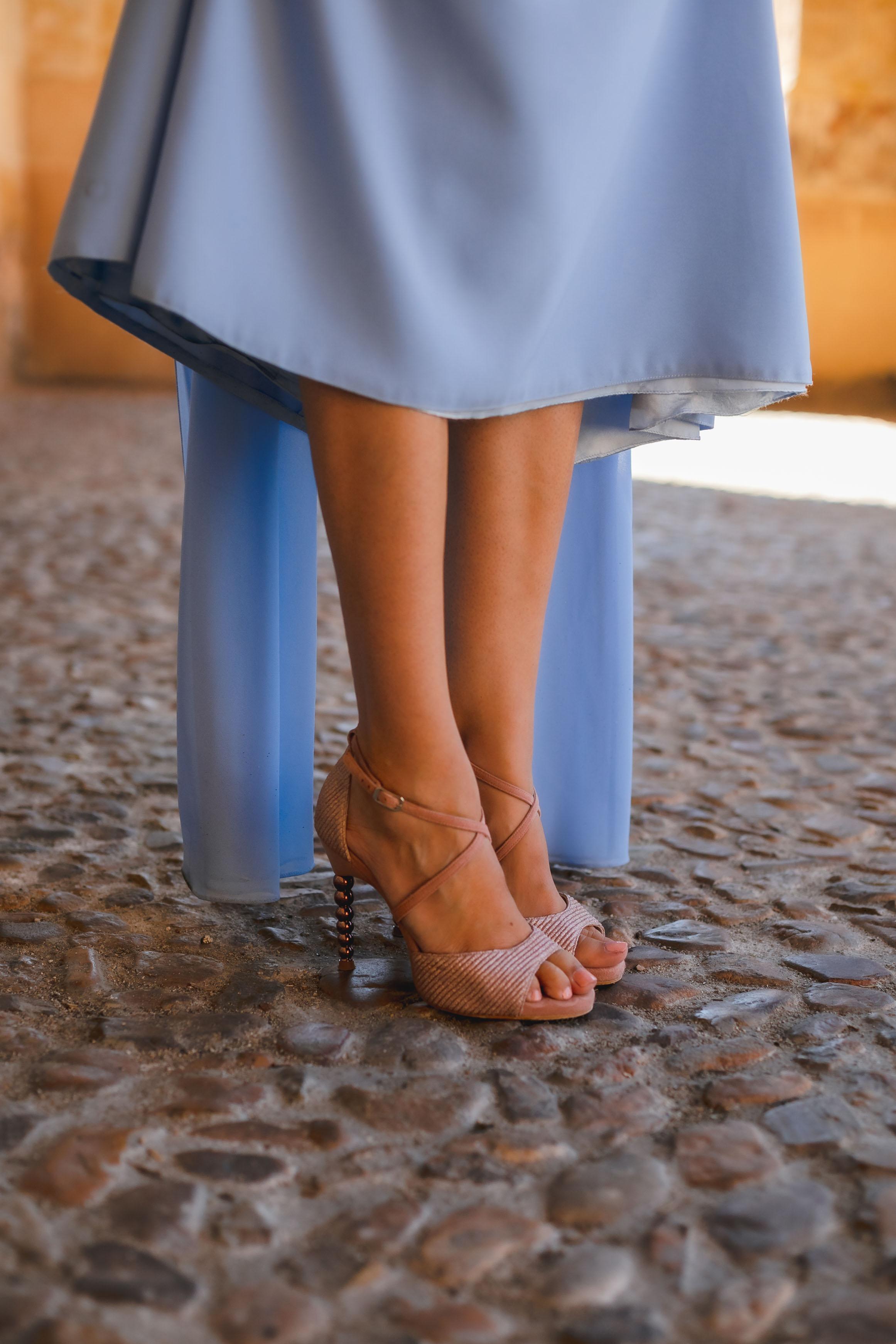 zapatos invitada