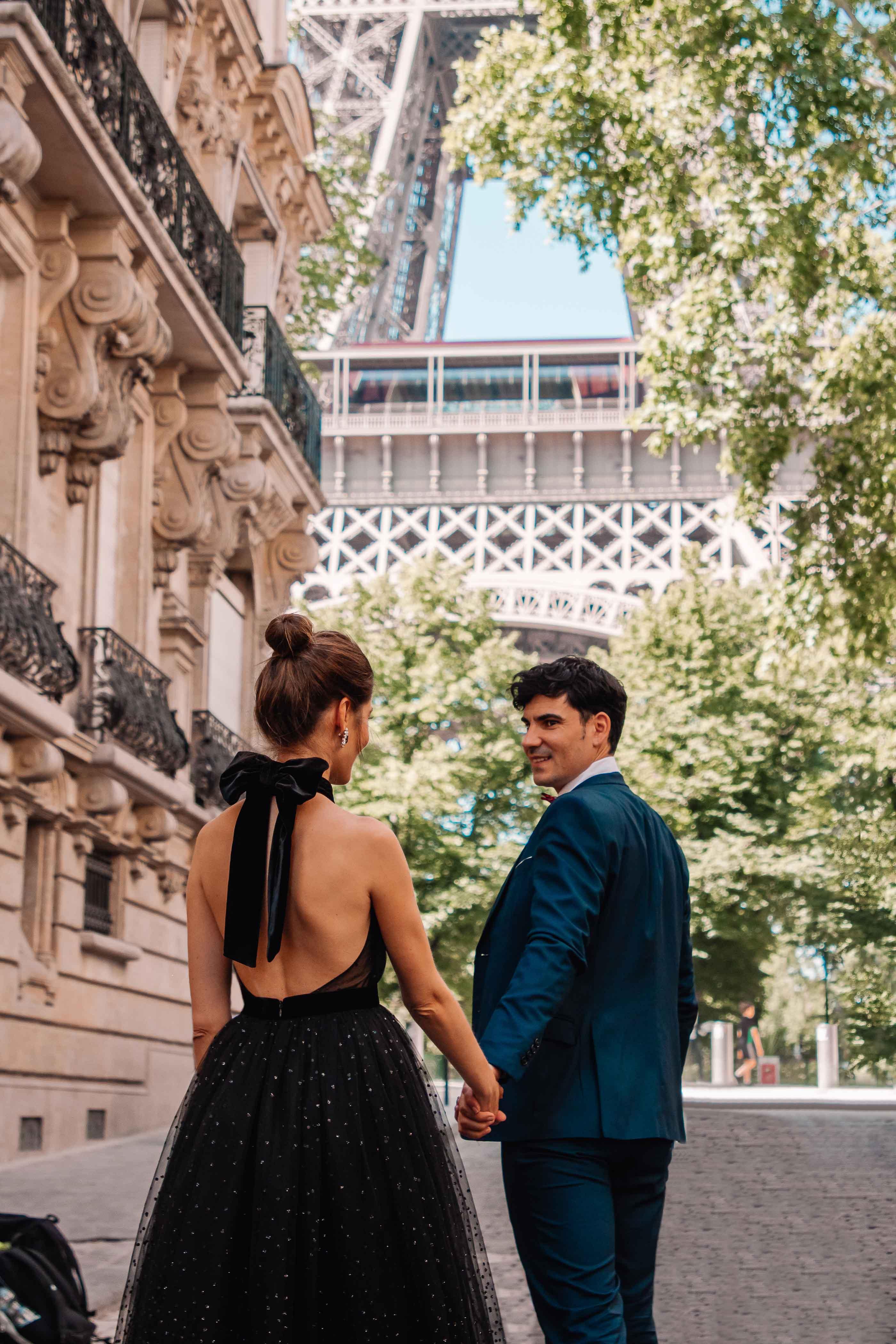 Invitada Perfecta boda parís