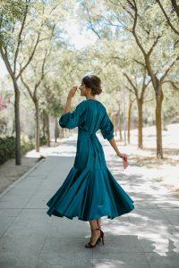 Kimono vestido de P and roses