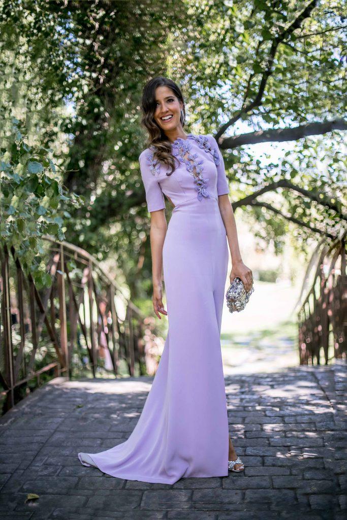 look hermana novia boda invitada perfecta
