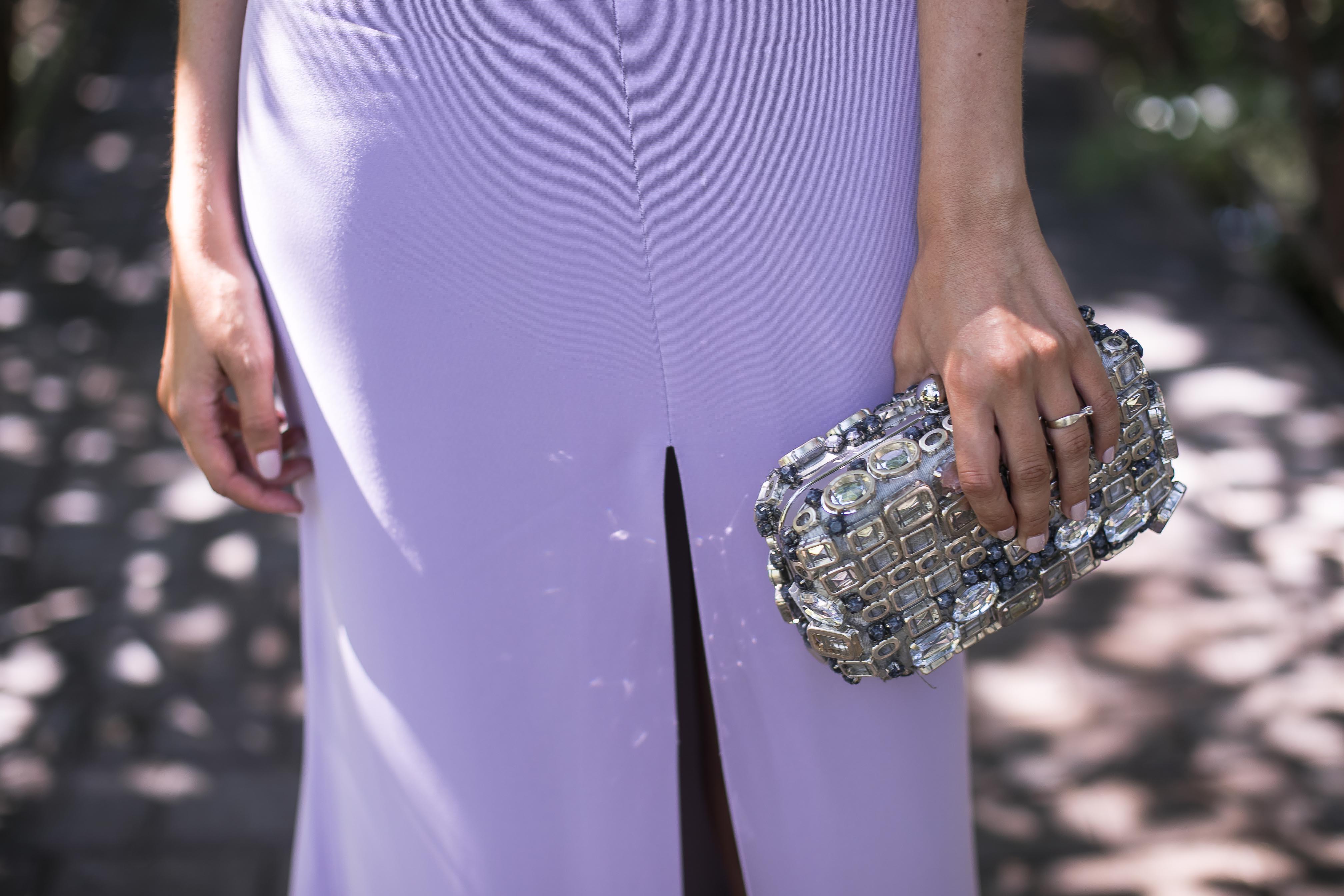 bolso platqa invitada boda
