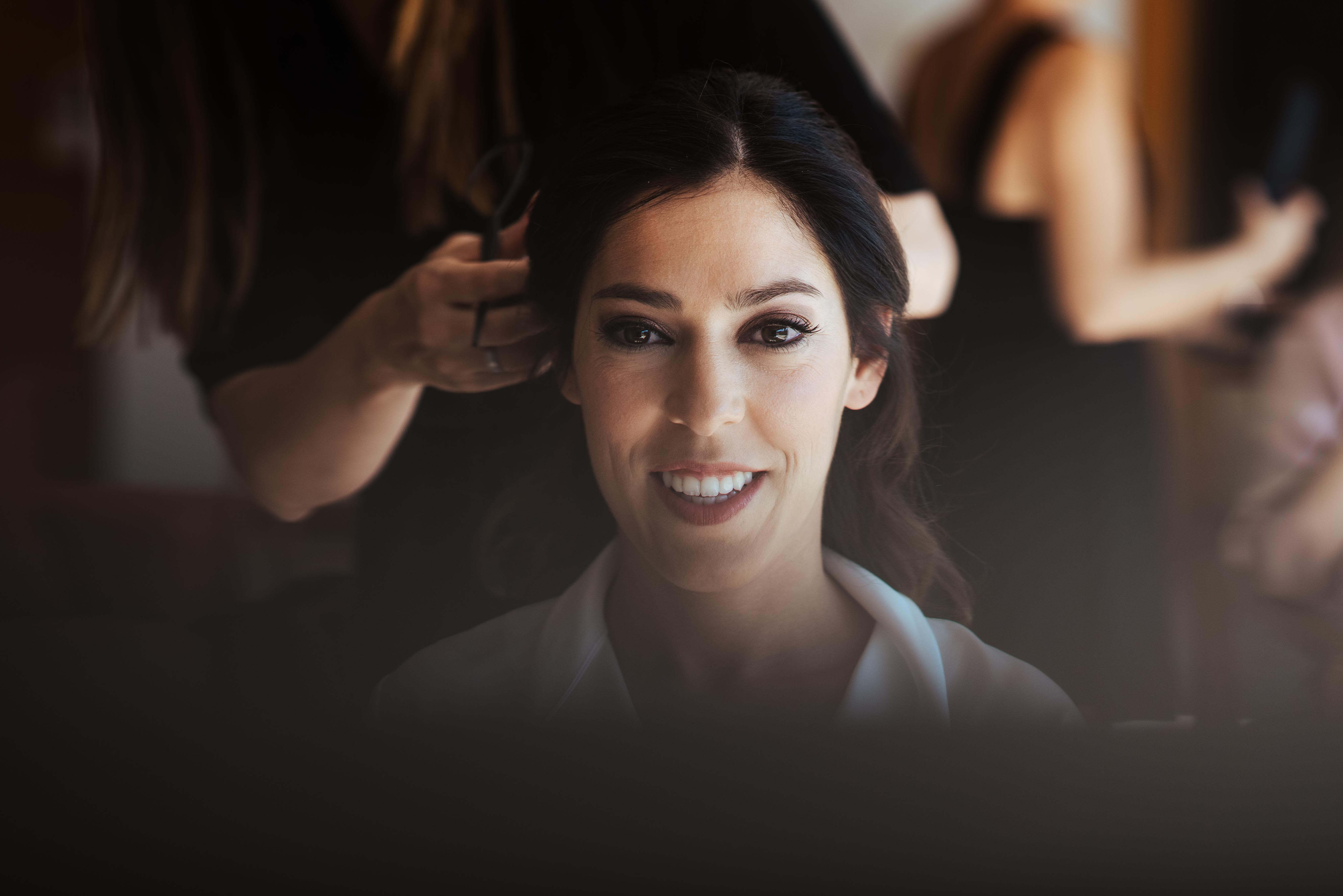 maquillaje novia hermana invitada perfecta