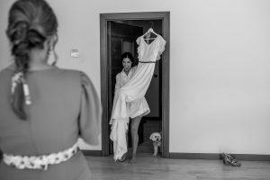 vestido novia claudia llagostera
