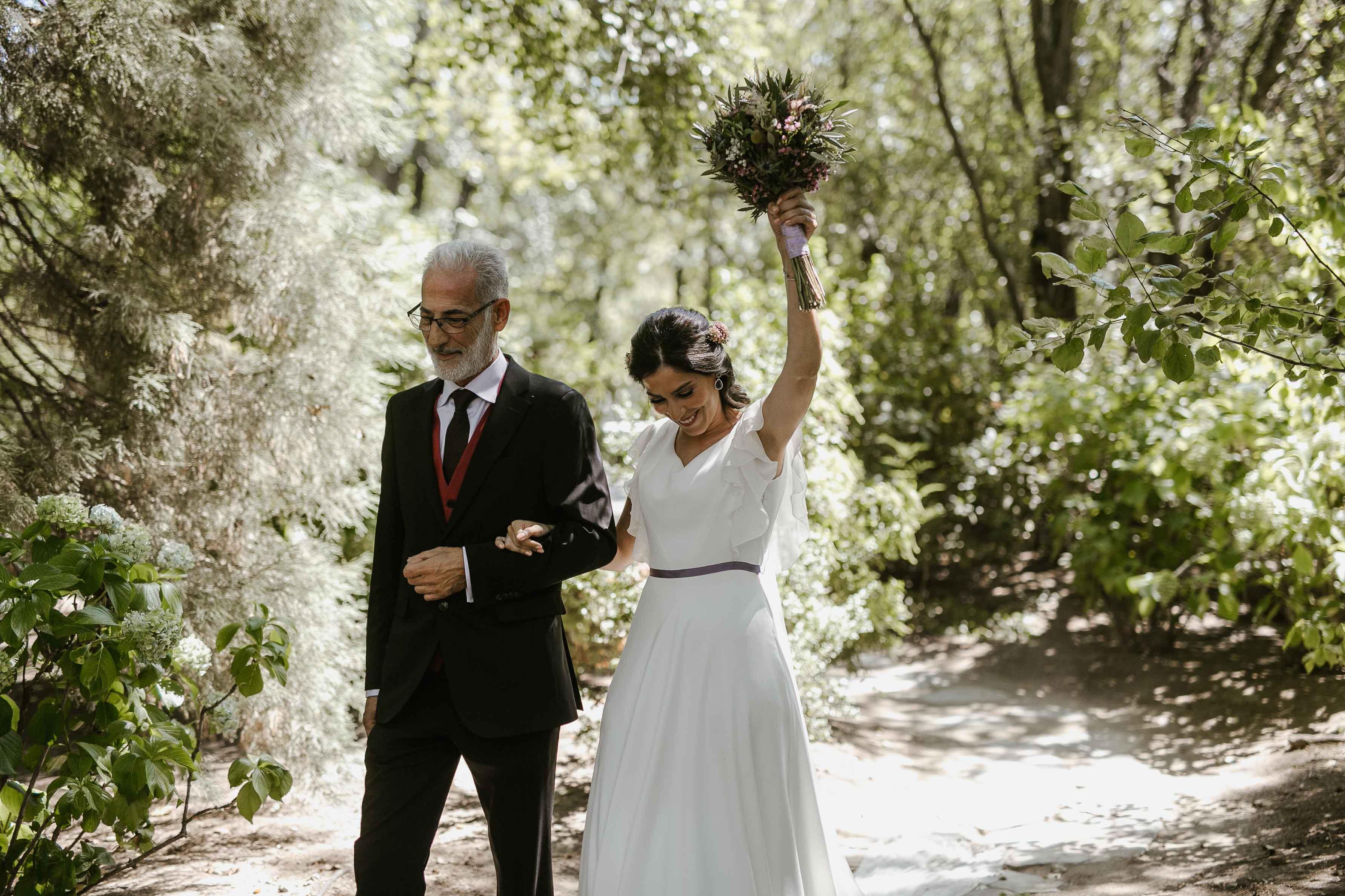 Fotos boda plasencia invitada perfecta