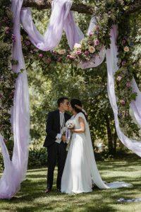Altar boda civil