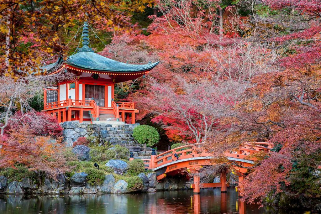 viaje luna miel japon