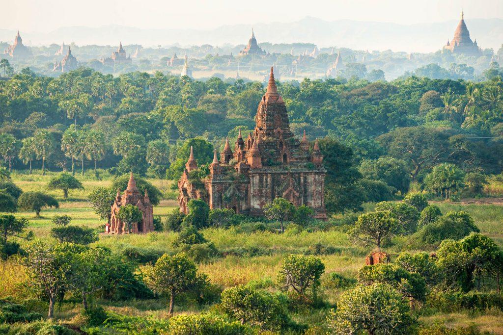 viaje luna miel birmania