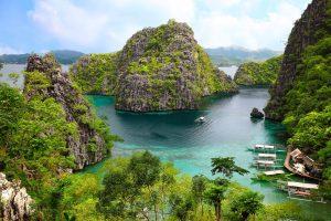 viaje luna miel filipinas