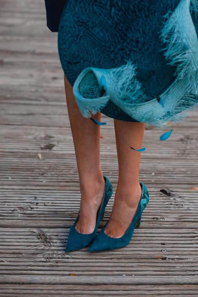 zapatos comodos invitada boda