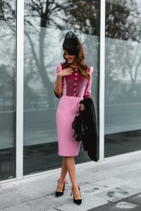 look invitada boda estola