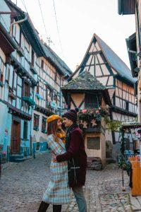 Pueblos alsacia Eguisheim