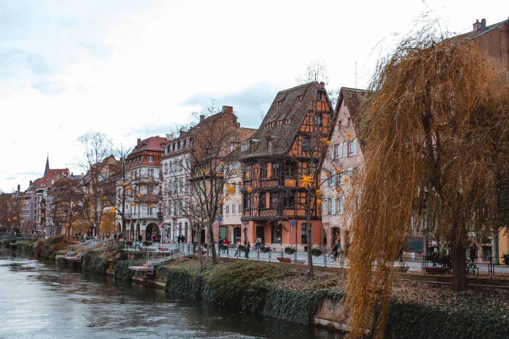 Pueblos alsacia Estrasburgo