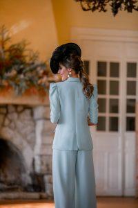 traje chaqueta invitada boda