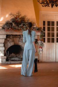 traje chaqueta invitada boda bautizo comunion