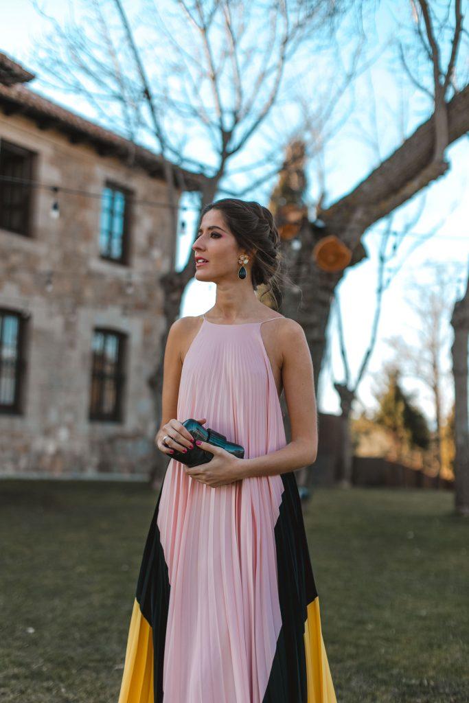 vestido boho invitada boda