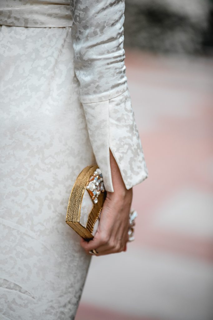 vestido blanco invitada boda
