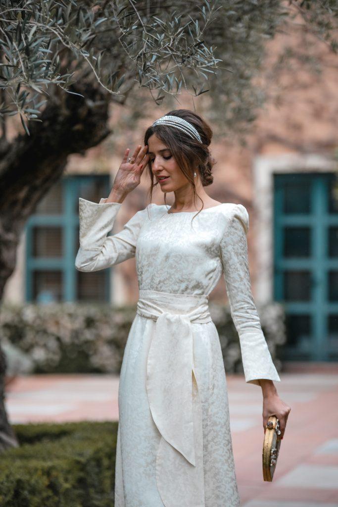 invitada perfecta vestido blanco