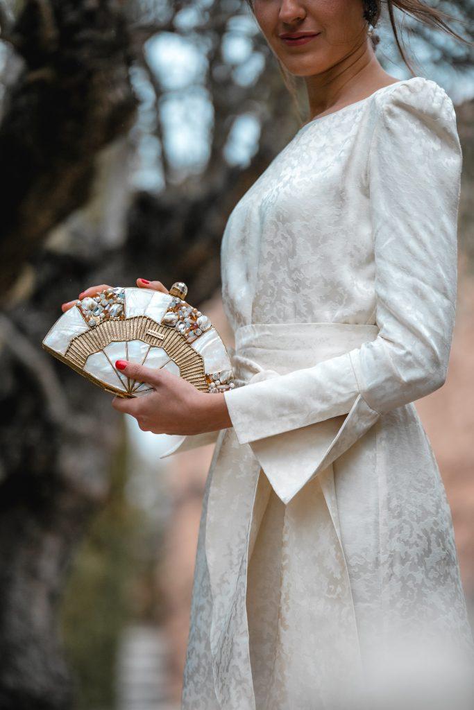 bolso invitada boda