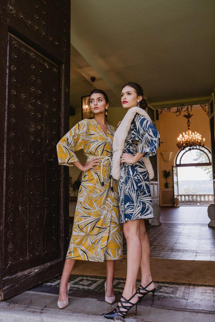 marca invitada kimono