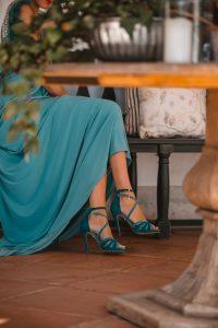 sandalias turqueda invitada perfecta