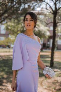 invitada boda hermana novia