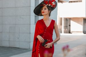 vestido rojo lola li invitada perfecta