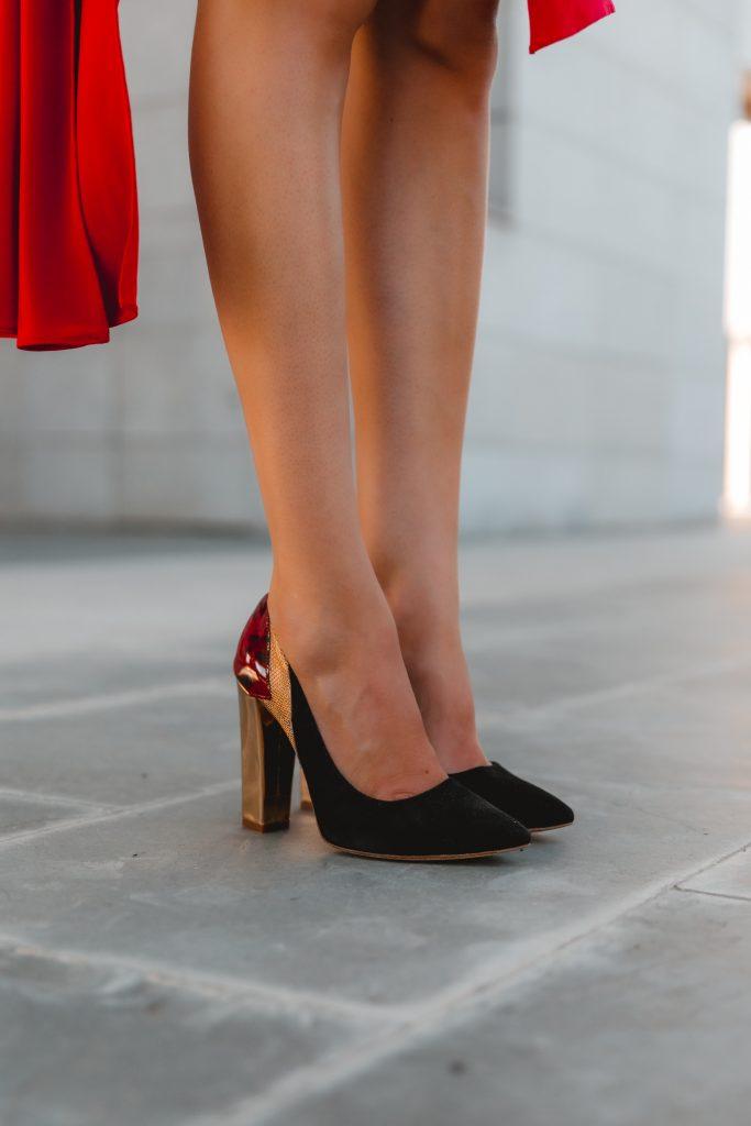 Zapatos invitada personalizados