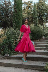 mama comunion 2020 vestido