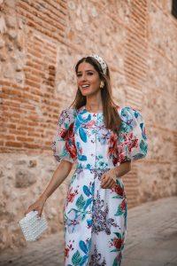 invitada perfecta vestido bordado