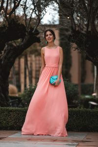 look playa invitada boda