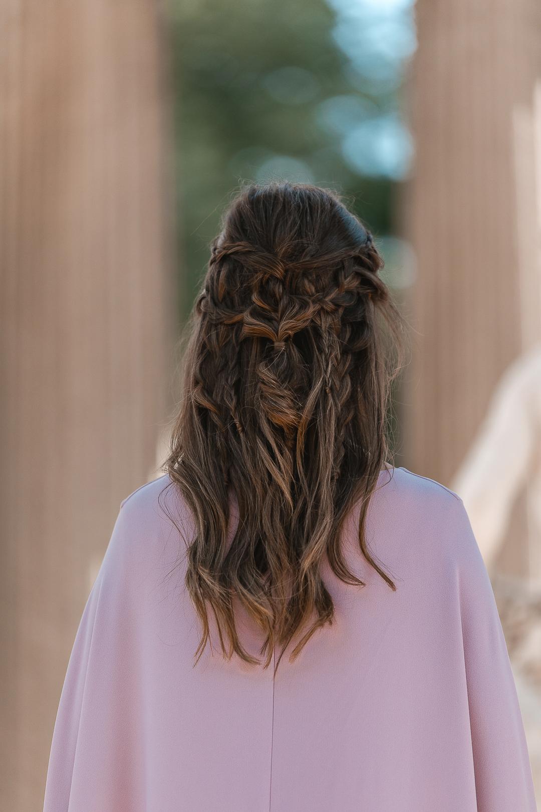 peinado trenzas khaleesi