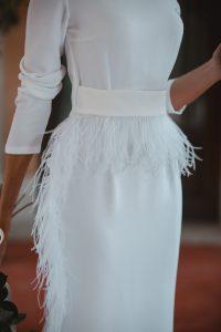 vestido blanco comunion bautizo