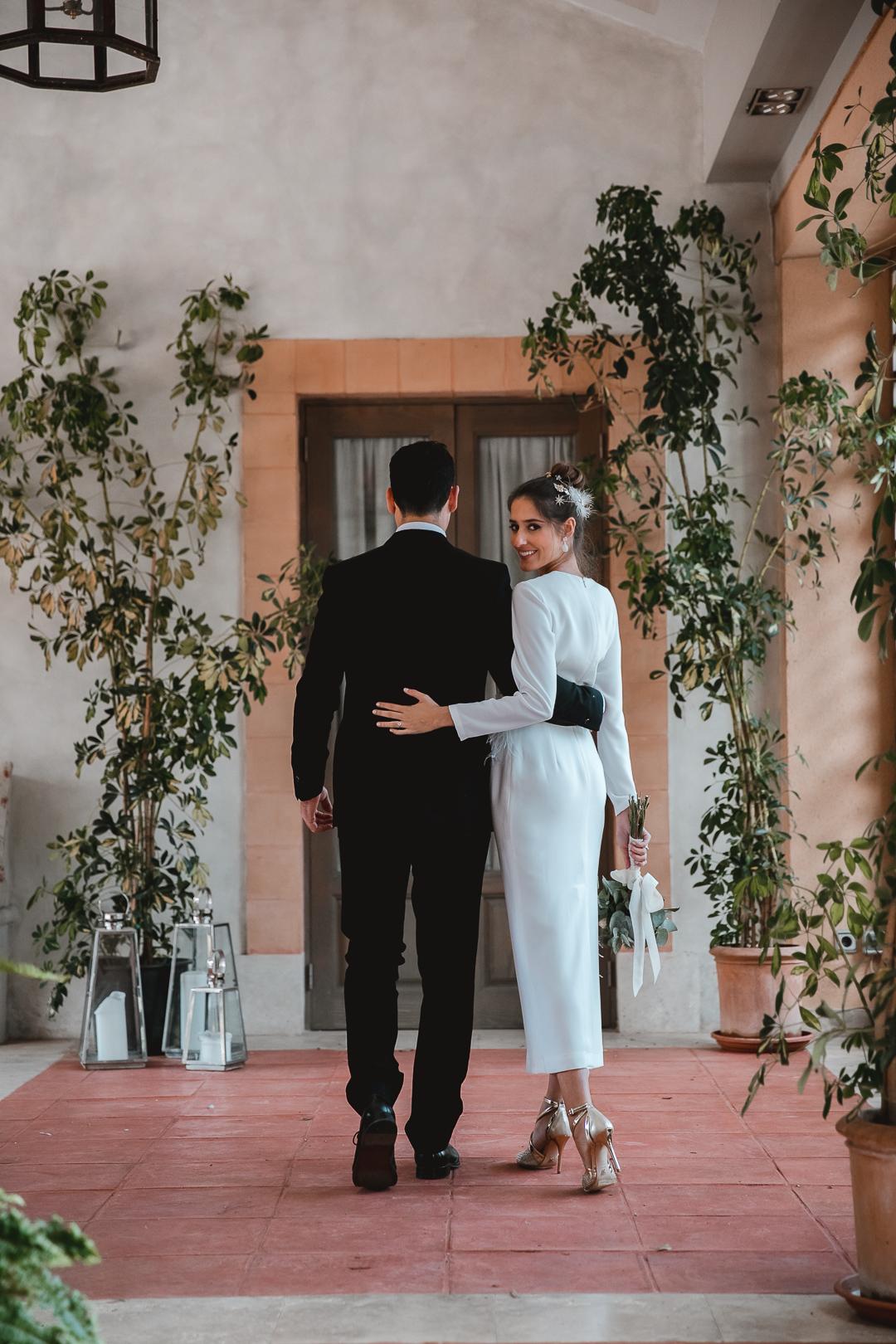 invitada perfecta boda civil