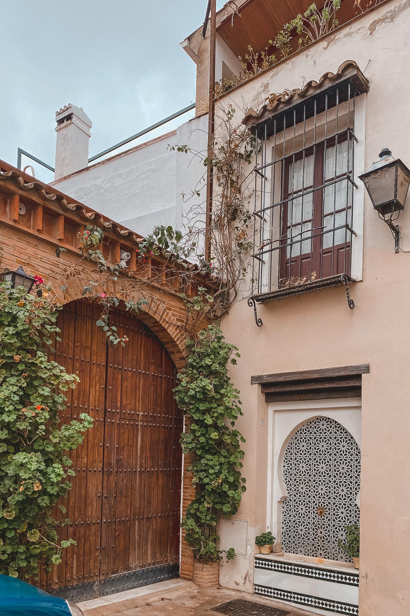Que ver Badajoz, Rincón Nazarí
