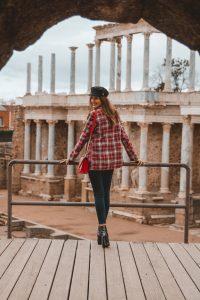 qué ver Mérida, teatro romano