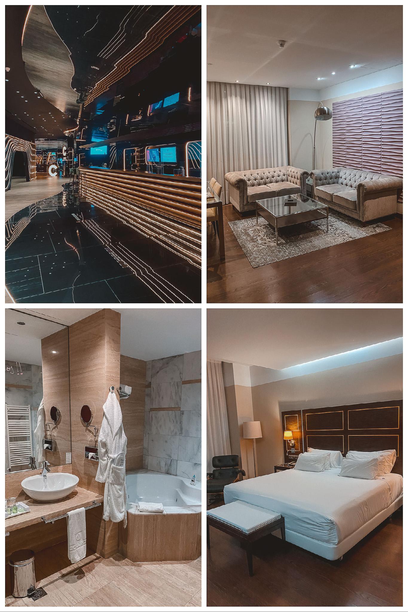 donde dormir hotel curioso extremadura Entre Encinas y Estrellas