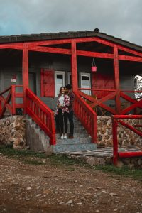 alojamiento rural guadalupe cabaña extremadura