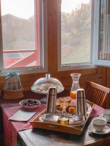 desayuno extremadura quesos