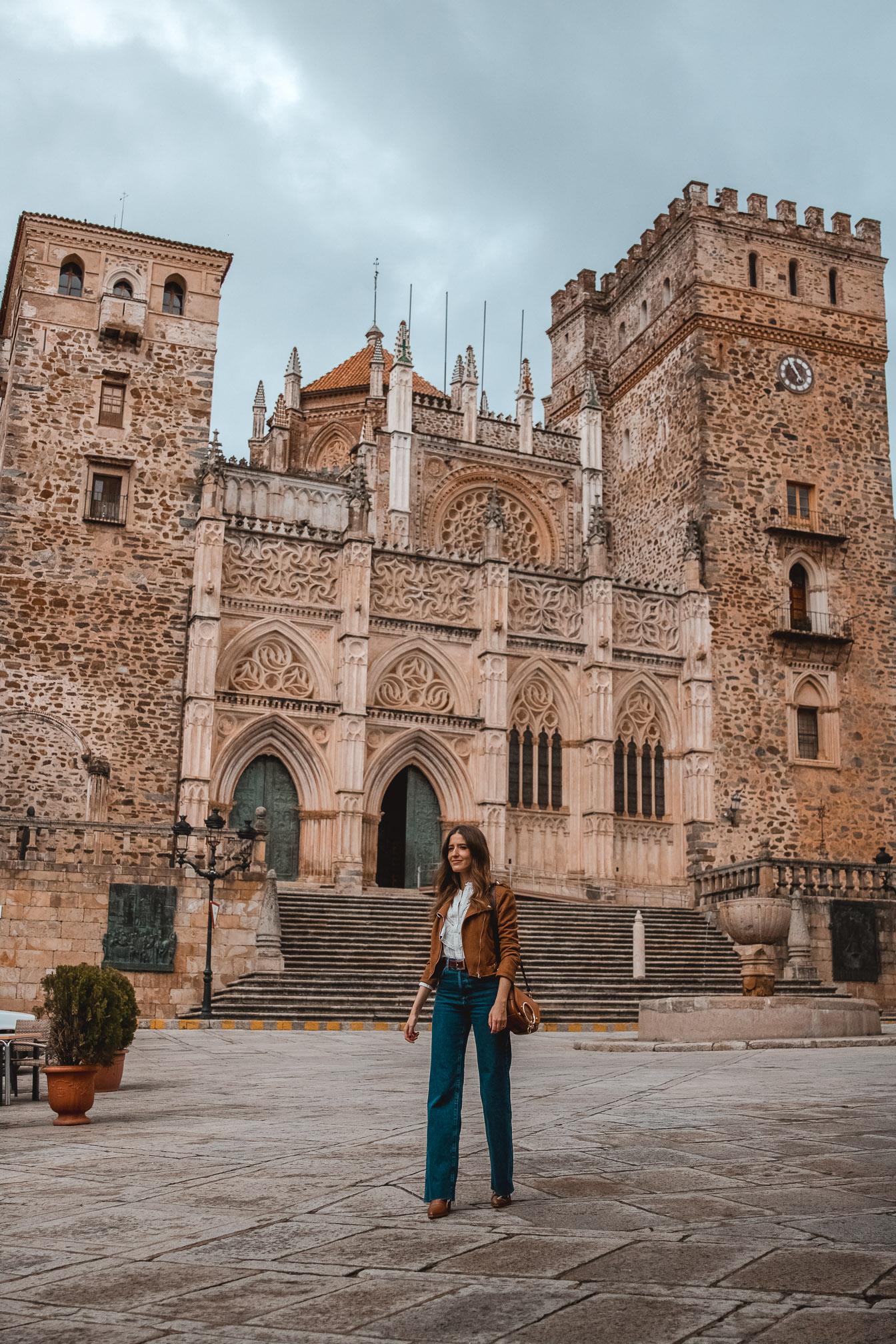 monasterio guadalupe invitada perfecta