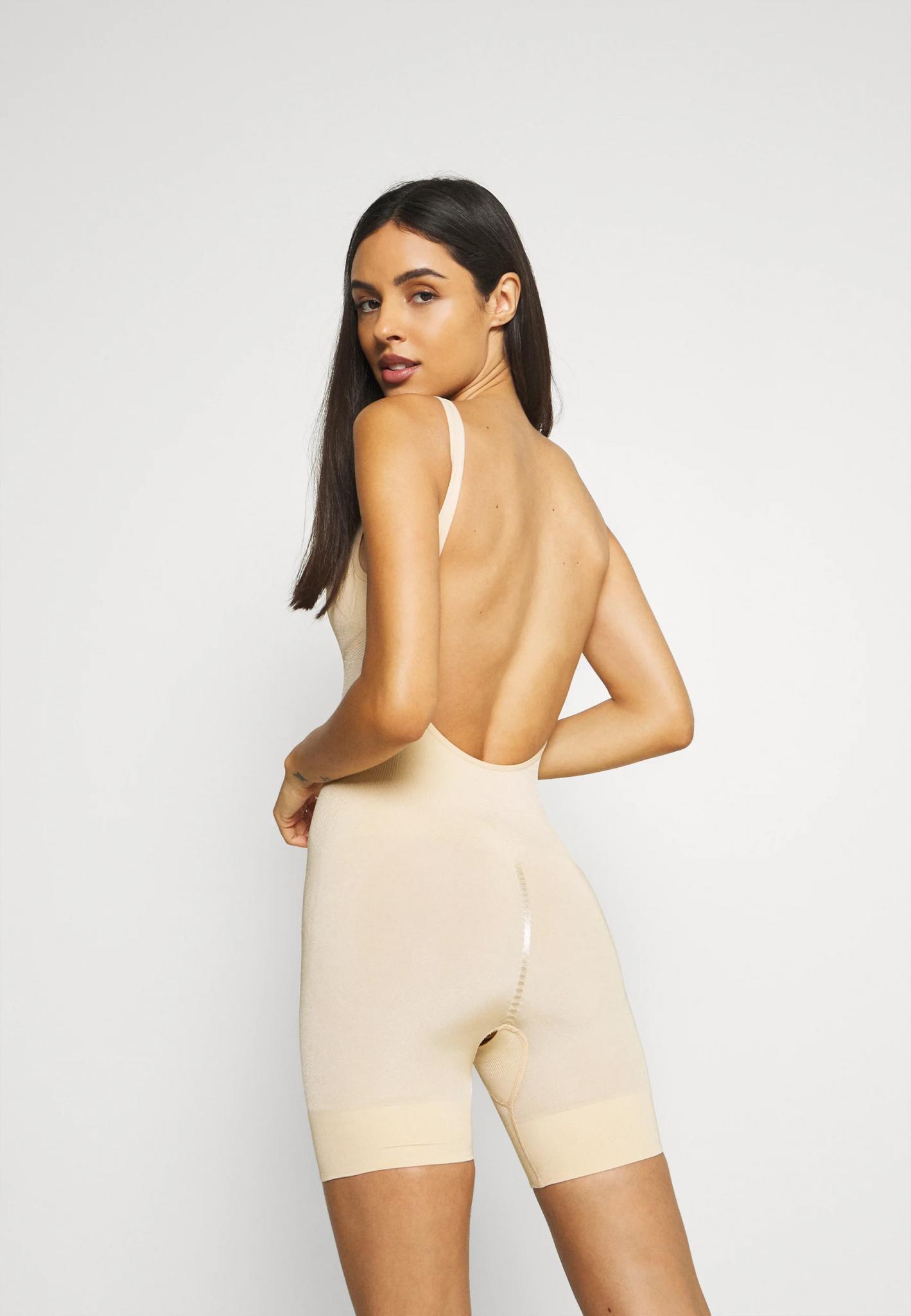 body moldeador espalda novia