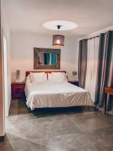 hotel rural lujo sosiego extremadura