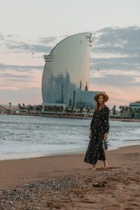 paseo maritimo barcelona