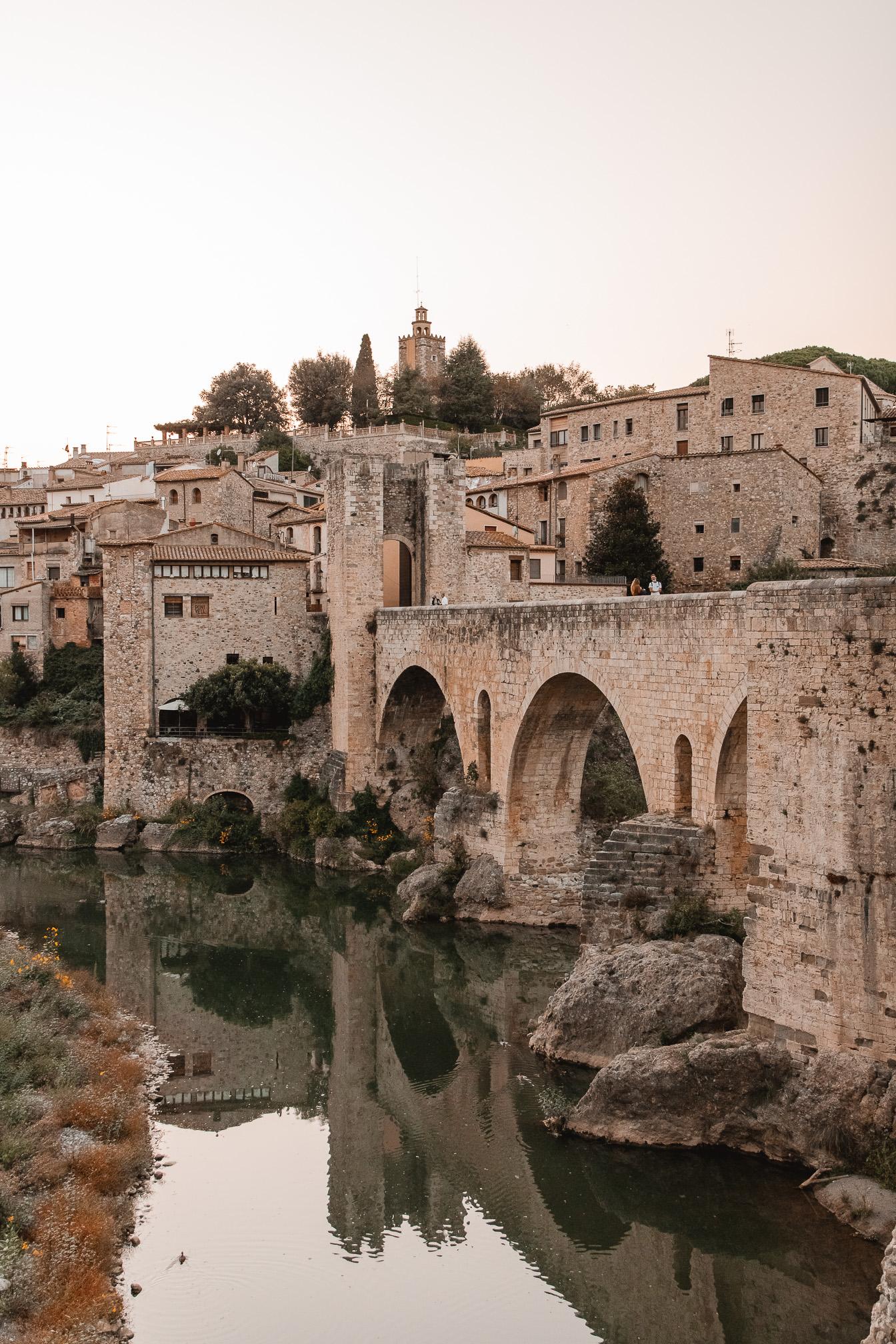 basalu pueblo medieval ruta invitada perfeca