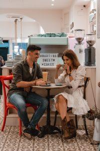 cafeteria bonita romantica gerona