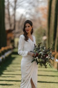 invitada perfecta novia civil lola li