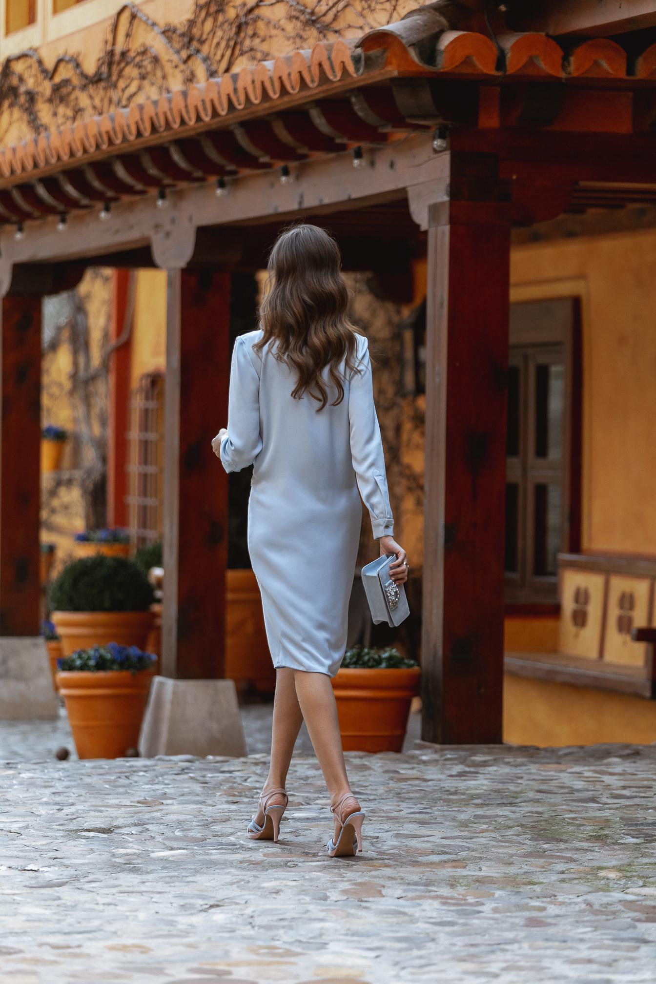 Invitada Perfecta vestido lola li letizia