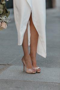 zapatos novia nude badkey misha